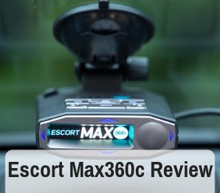 escort max360c radar detector review 2018 avtowow. Black Bedroom Furniture Sets. Home Design Ideas