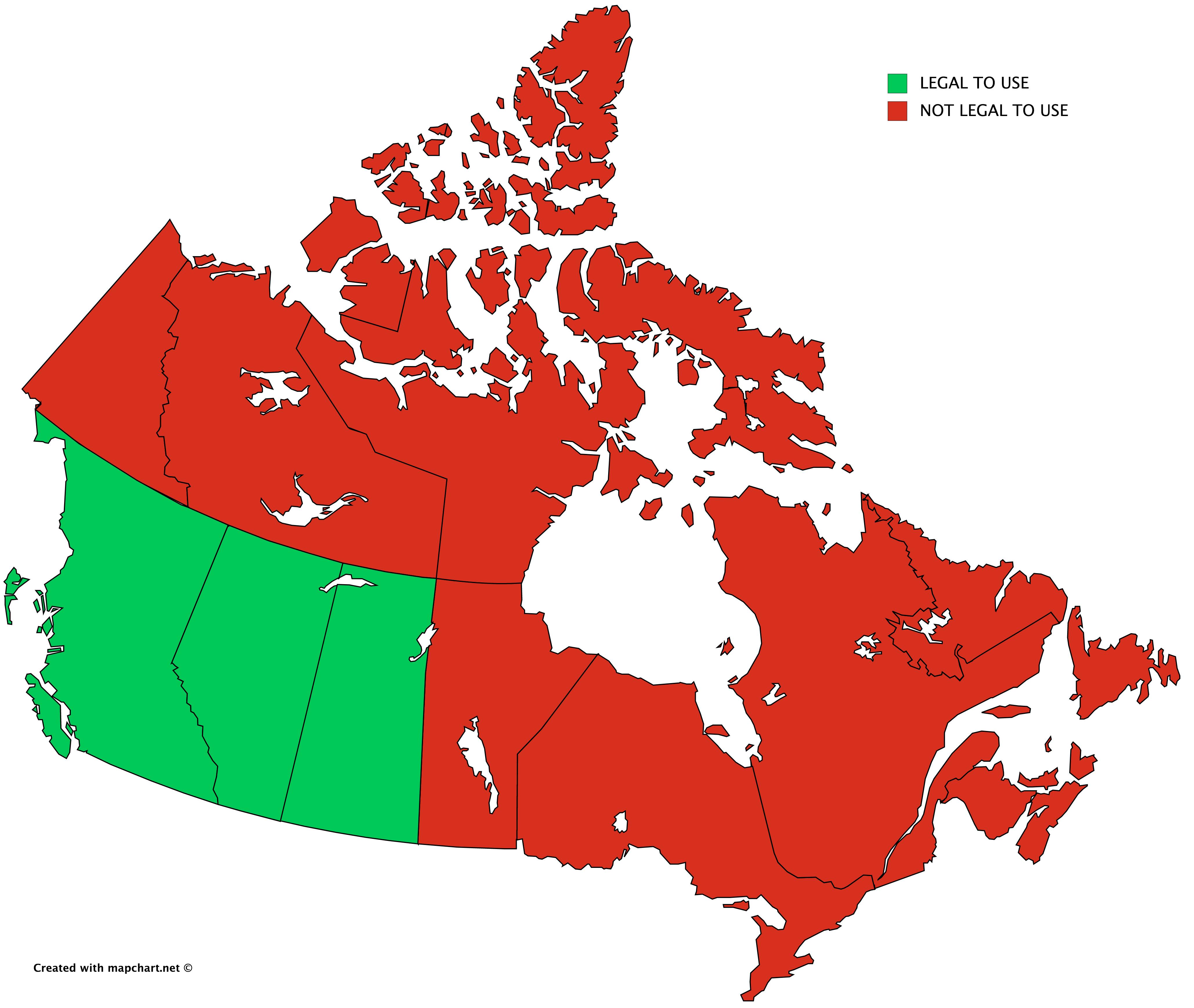 radar detector laws in canada