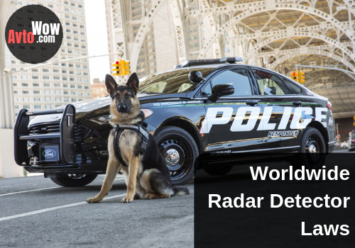 Radar Detector Laws