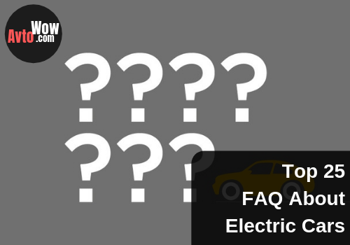 FAQ about electric cars