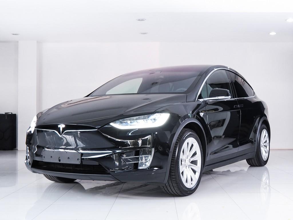 #12. Tesla Model X 90D
