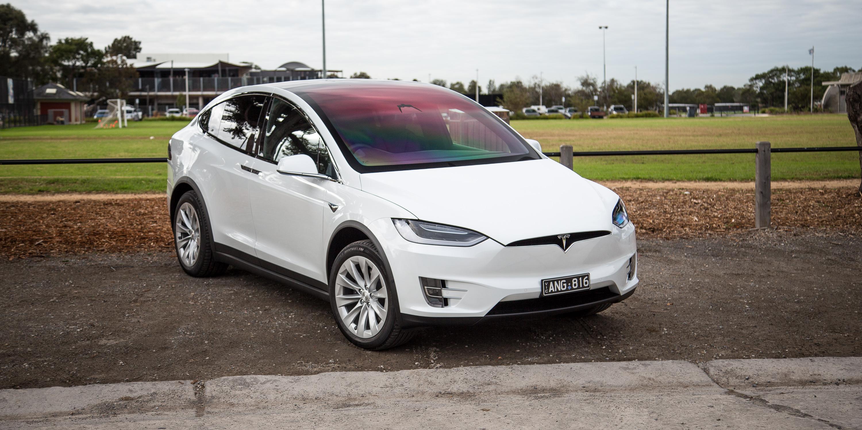 #19. Tesla Model X 75D