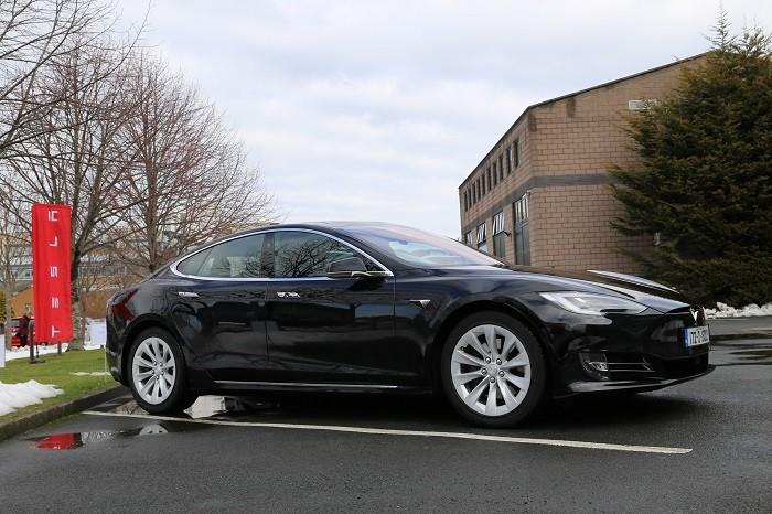 #1. Tesla Model S 100D