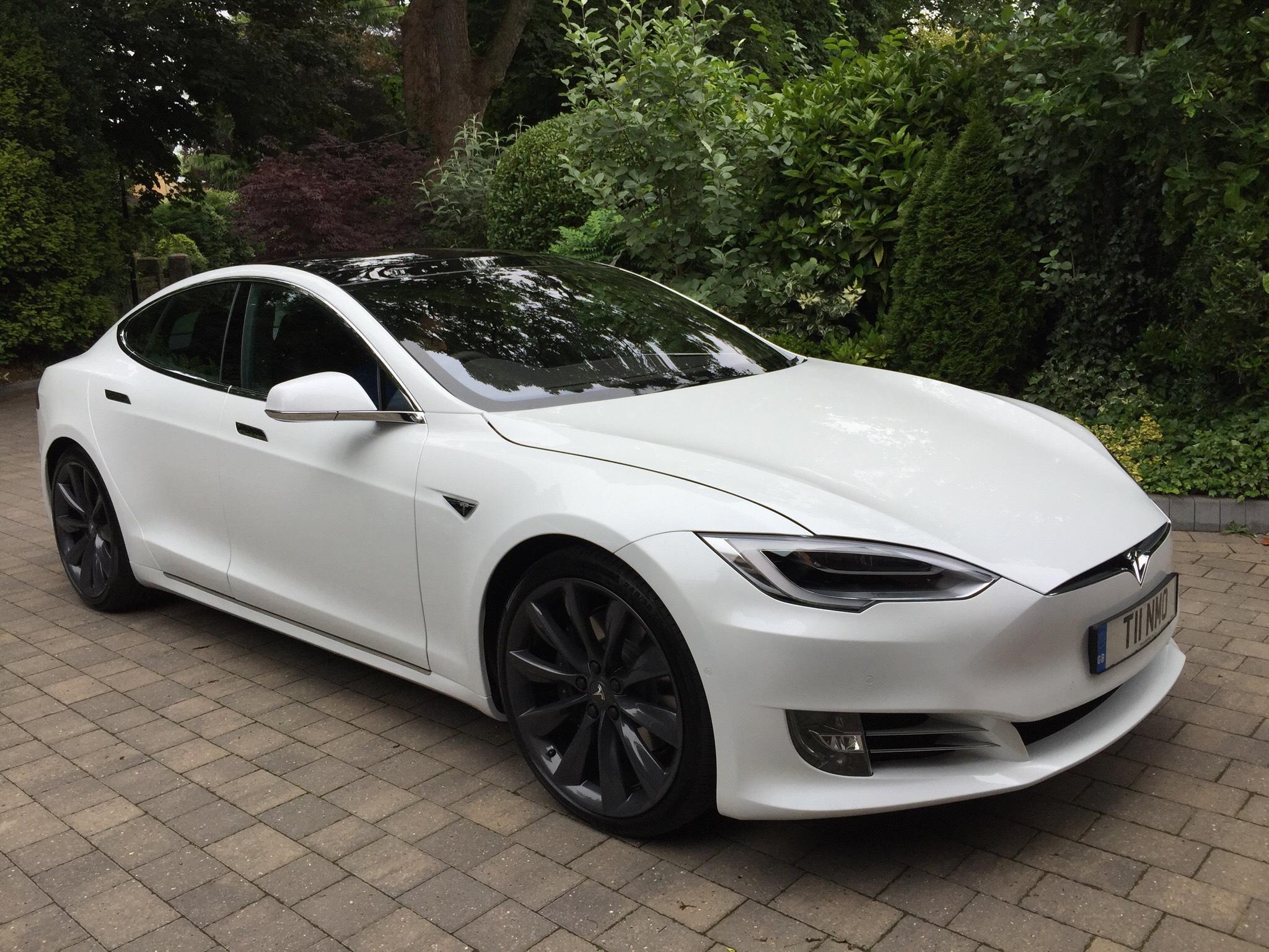 #6. Tesla Model S 90D