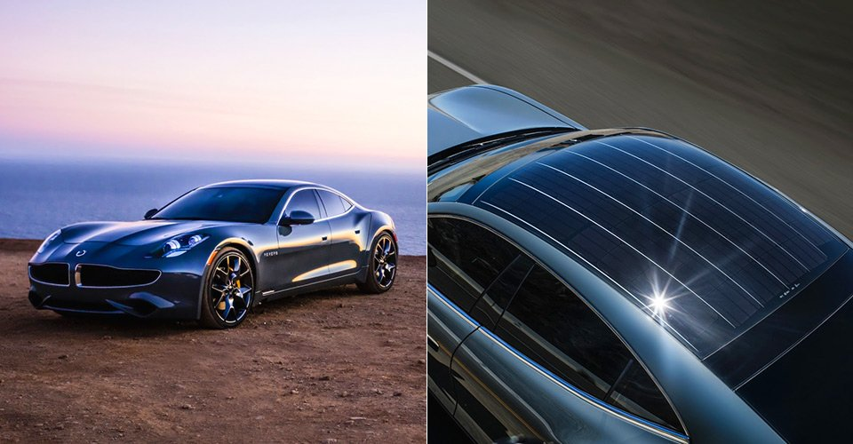 Why Don't Electric Cars Have Solar Panels?