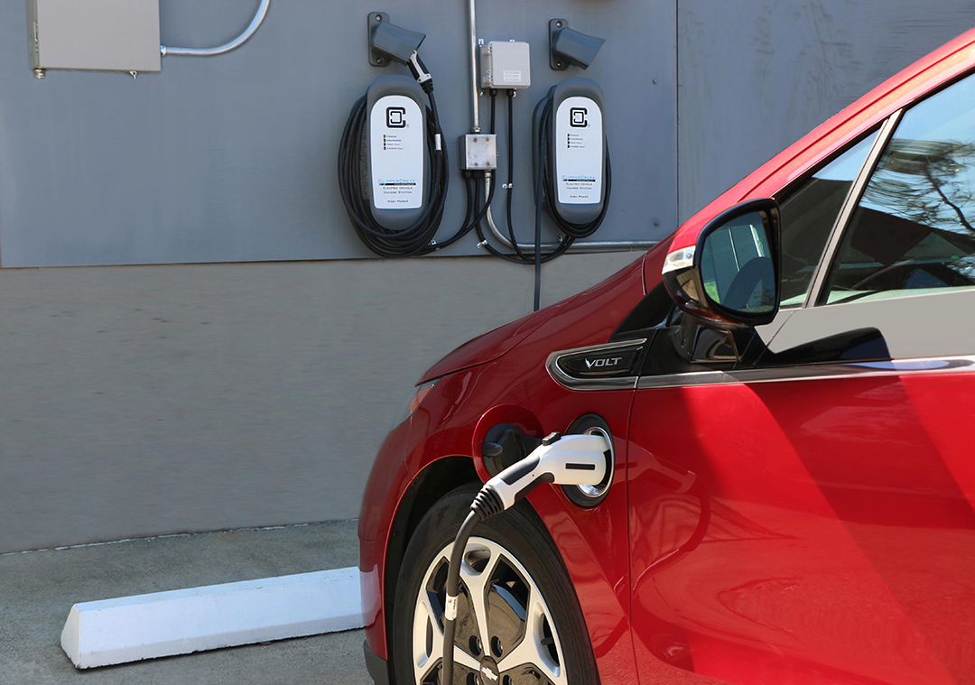 Where Can You Charge An Electric Car