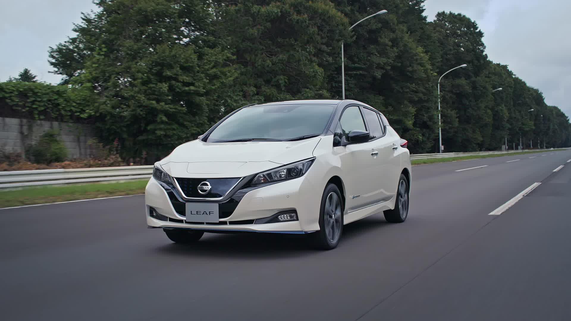 #22. Nissan Leaf E+ 62kW