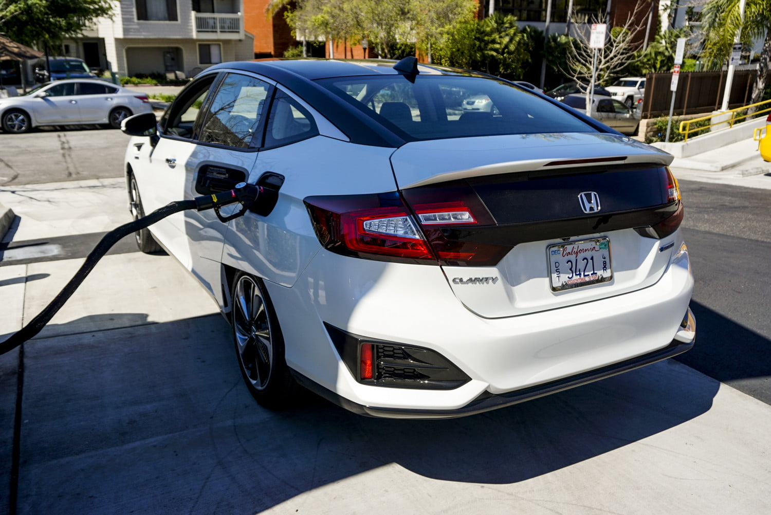 What About Hydrogen Cars?