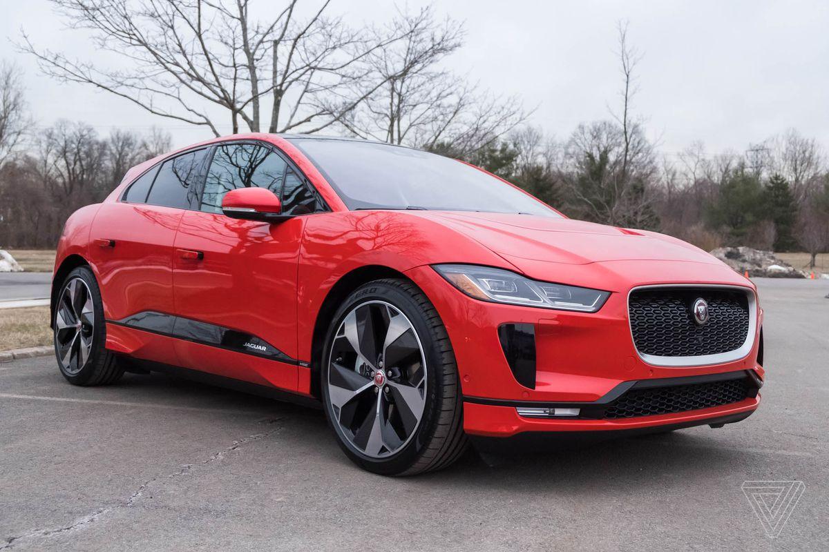 #20. Jaguar i-Pace