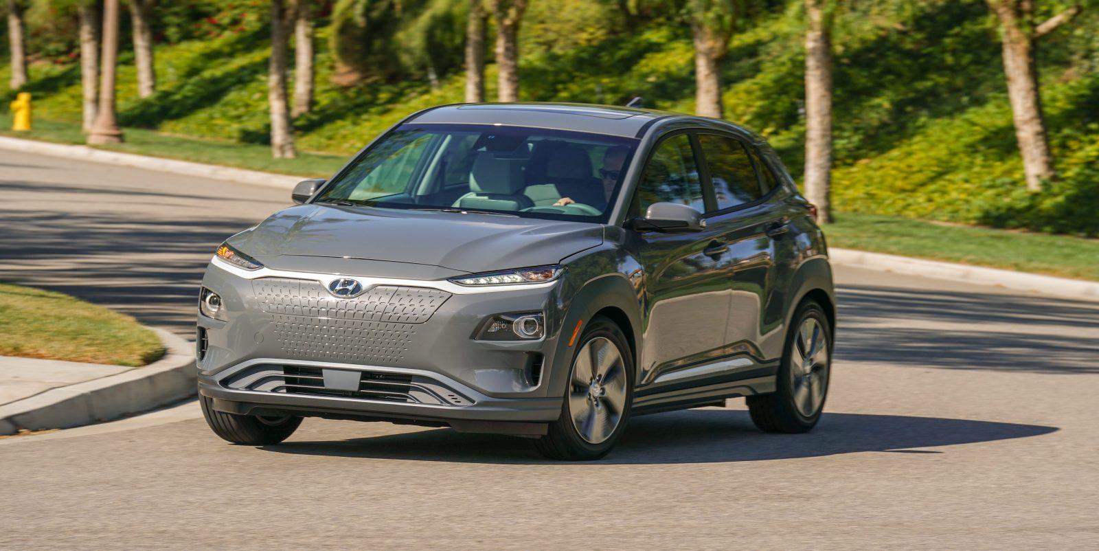 #11. Hyundai Kona EV