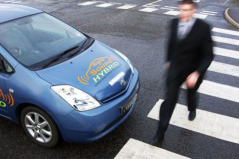 Is My Electric Car Dangerous To Pedestrians?