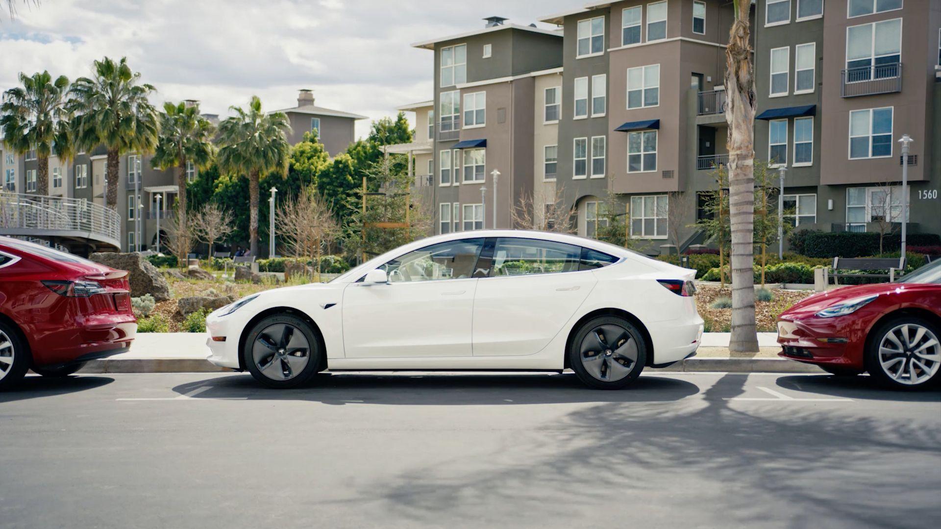 #10. Tesla Model 3 Mid-Range Trim