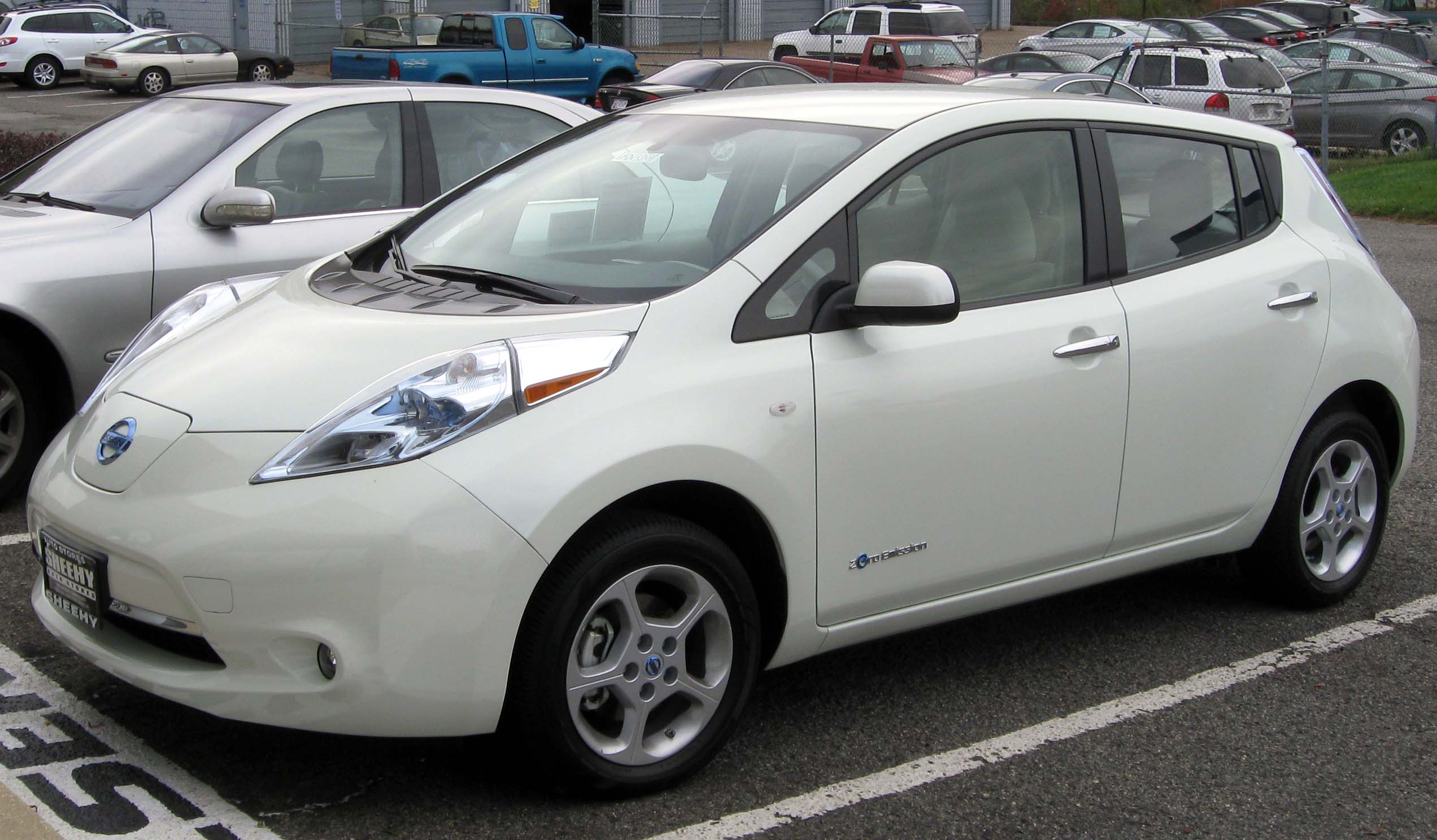 Why Are Electric Cars Ugly?