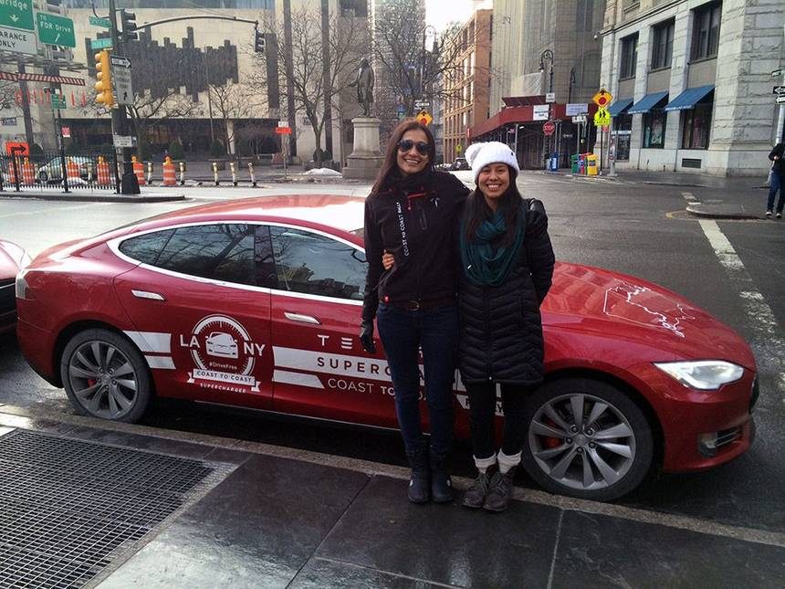 Can You Travel Cross Country In An Electric Car?