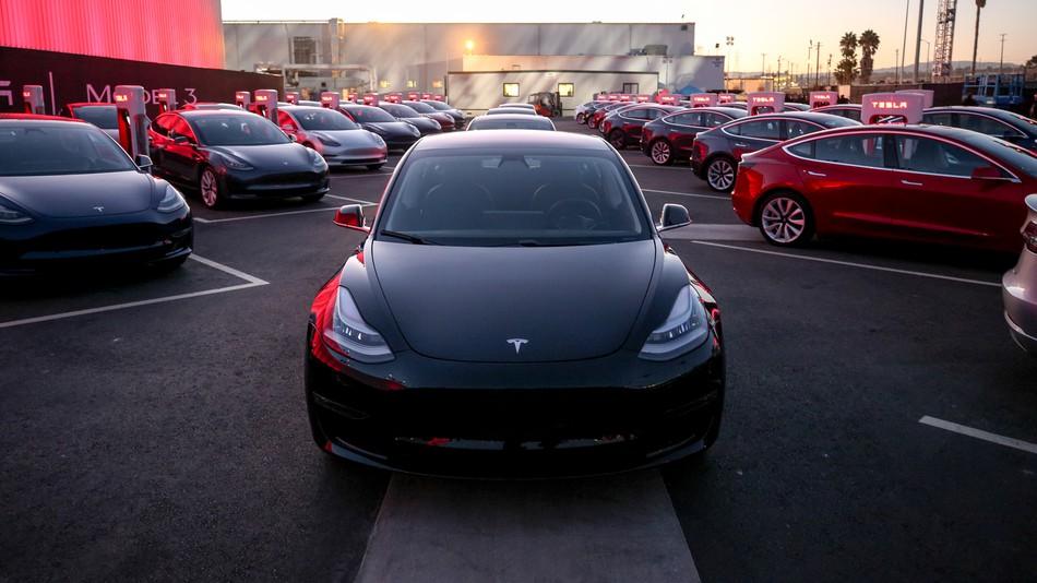 #4. Tesla Model 3 Performance