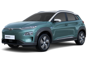 Hyundai Kona EV Compared