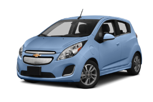 Chevy Spark EV Compared
