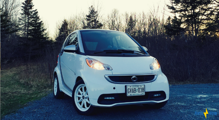 Smart Fortwo ED Guide