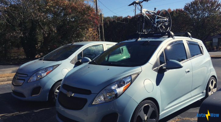 Chevy Spark EV Guide