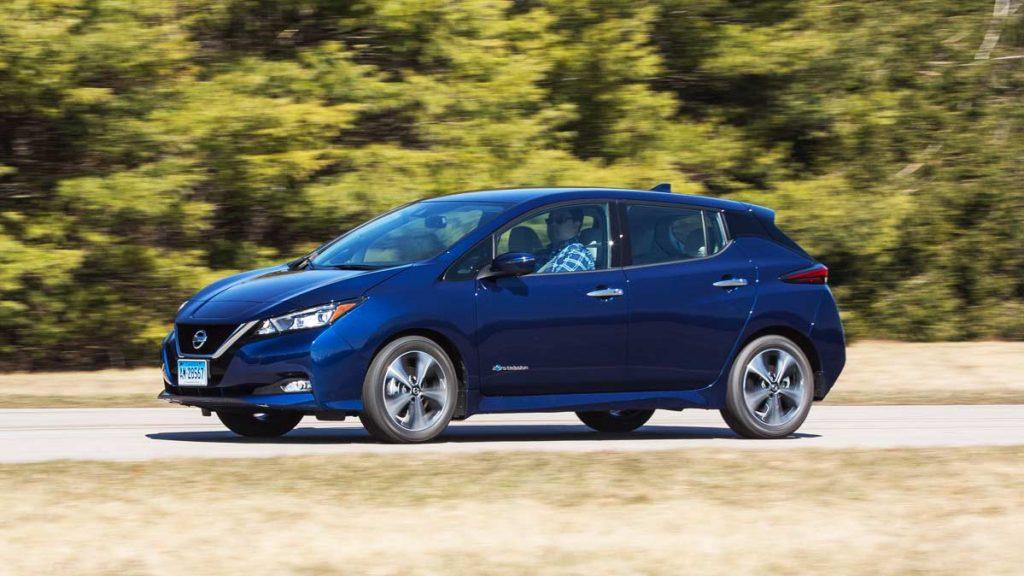 #26 Nissan Leaf 40kW