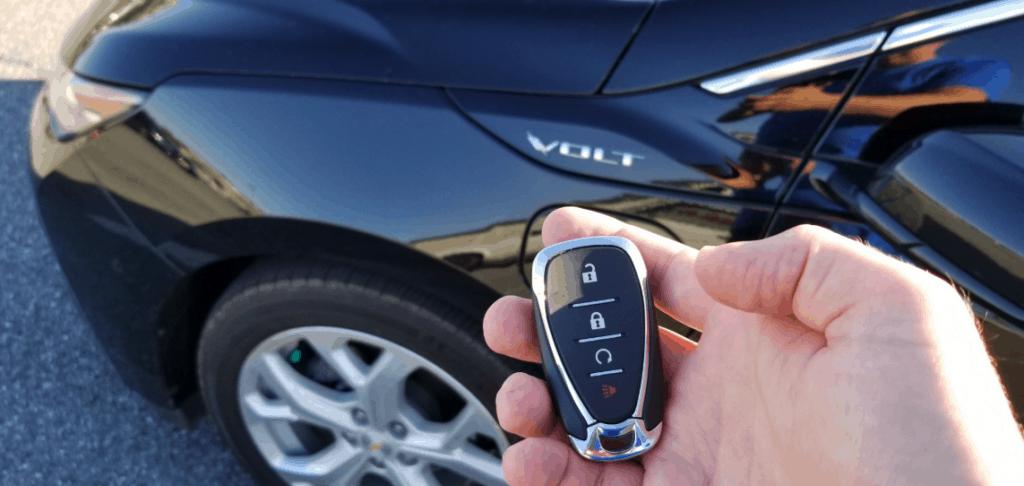 Chevrolet Volt CON's