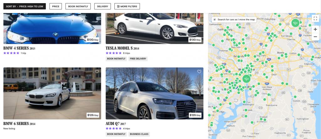 turn car rental review