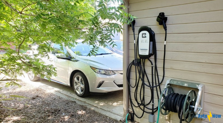 Charge Your Electric Vehicle at HOME, no gas, EVER
