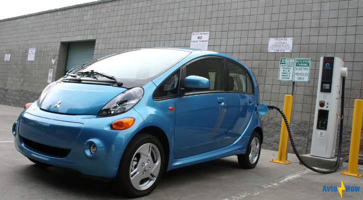 i-MiEV Review and Guide