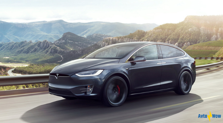 how to rent a tesla model x