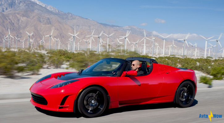 how to rent a tesla roadster