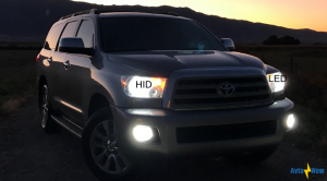 HID vs LED bulbs, which is better?