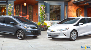 best electric and plug-in hybrid lease deals