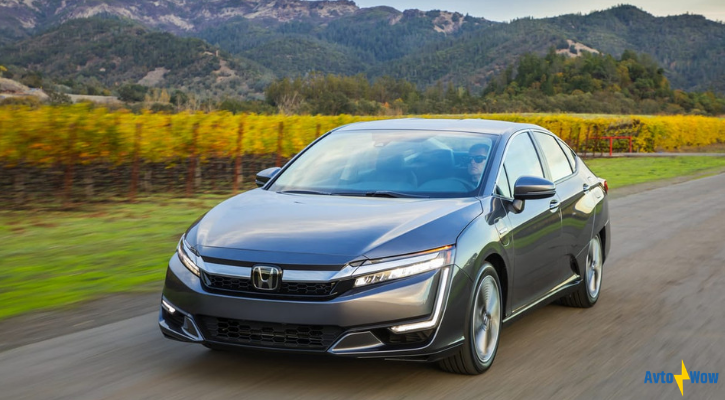 lease deal on a Honda Clarity Electric