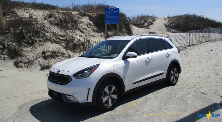 lease deal on a Kia Niro PHEV