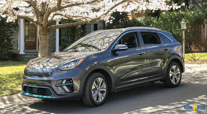 lease deal on Kia Niro Electric