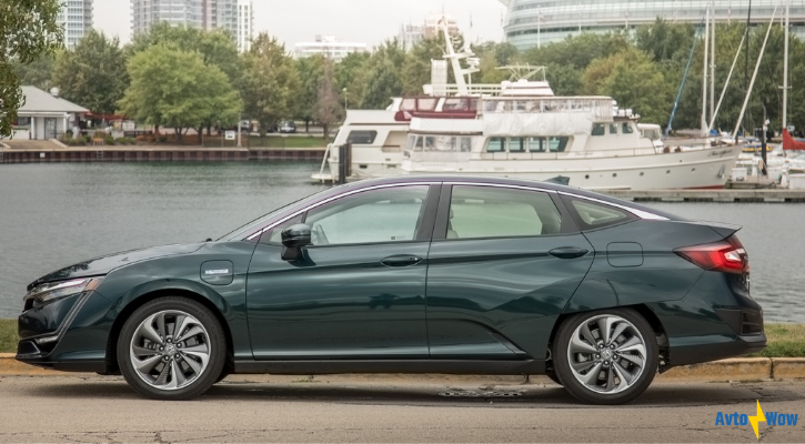 lease deals on Honda Clarity PHEV