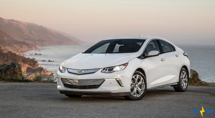 lease deals on Chevrolet Volt