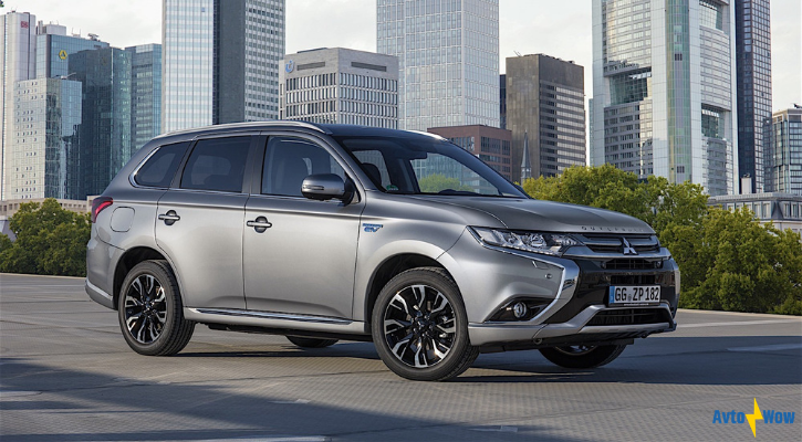 lease on Outlander PHEV