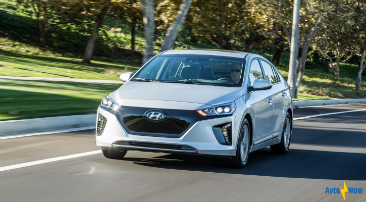 lease deals on hyundai ioniq electric