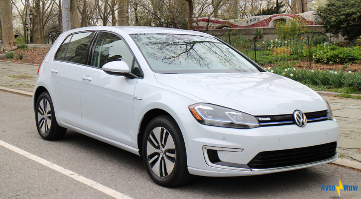 lease deals on Volkswagen eGolf