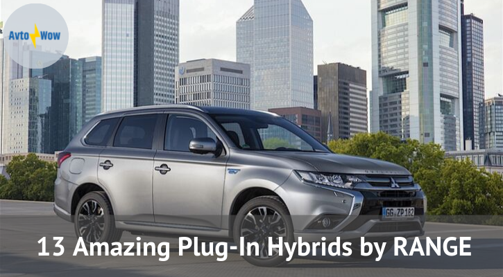 best plug-in hybrid cars