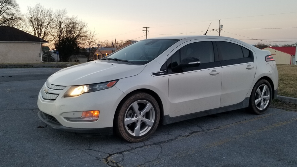 Chevy Volt Review