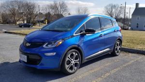 Chevy Bolt EV Review