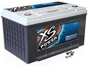 XS Power D6500 battery