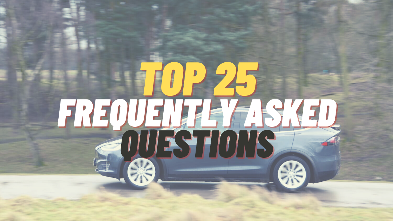 top 25 frequently asked questions