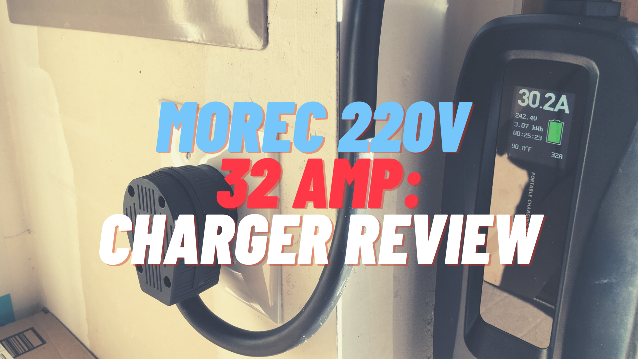 morec level 2 charger review