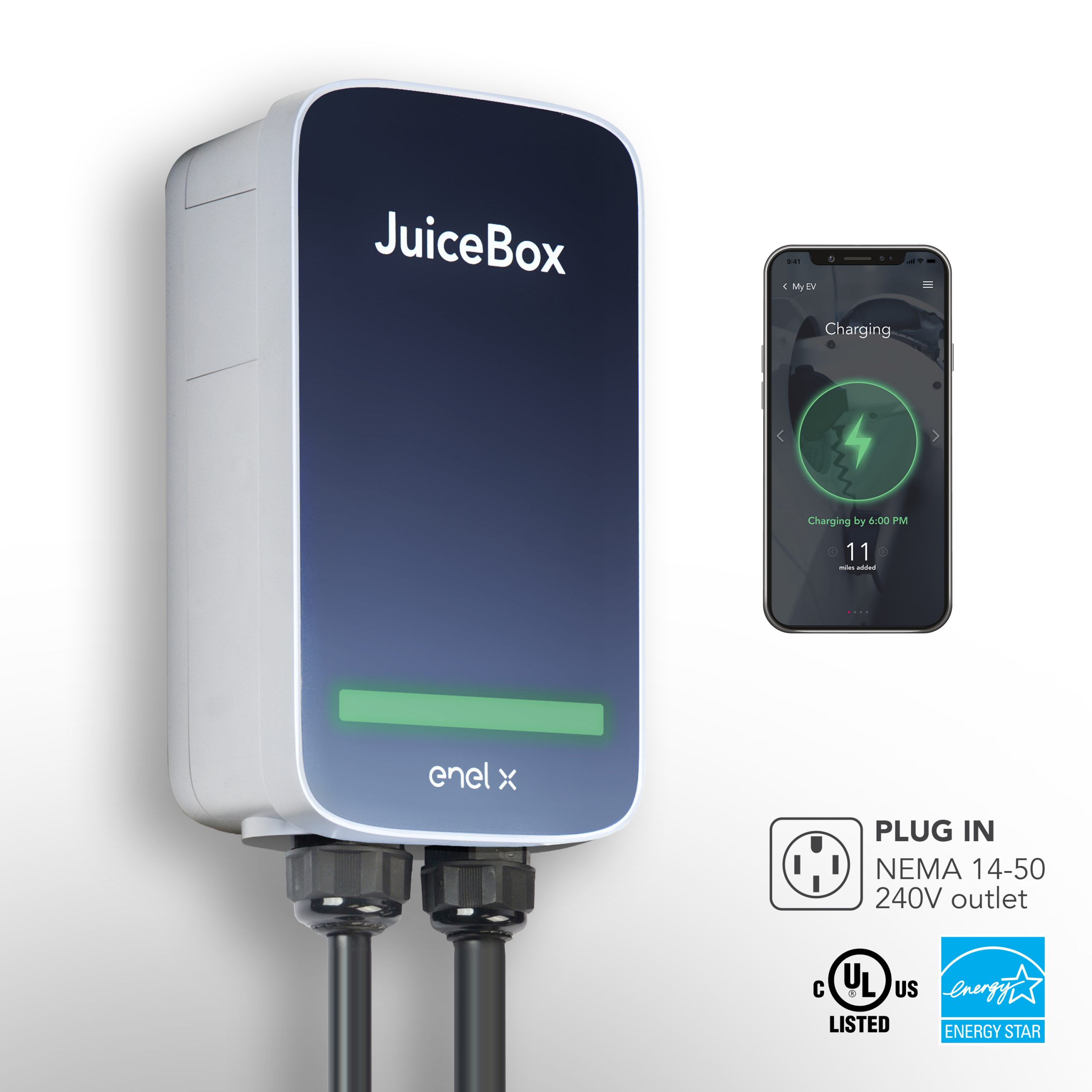 #2. JuiceBox Smart Charger