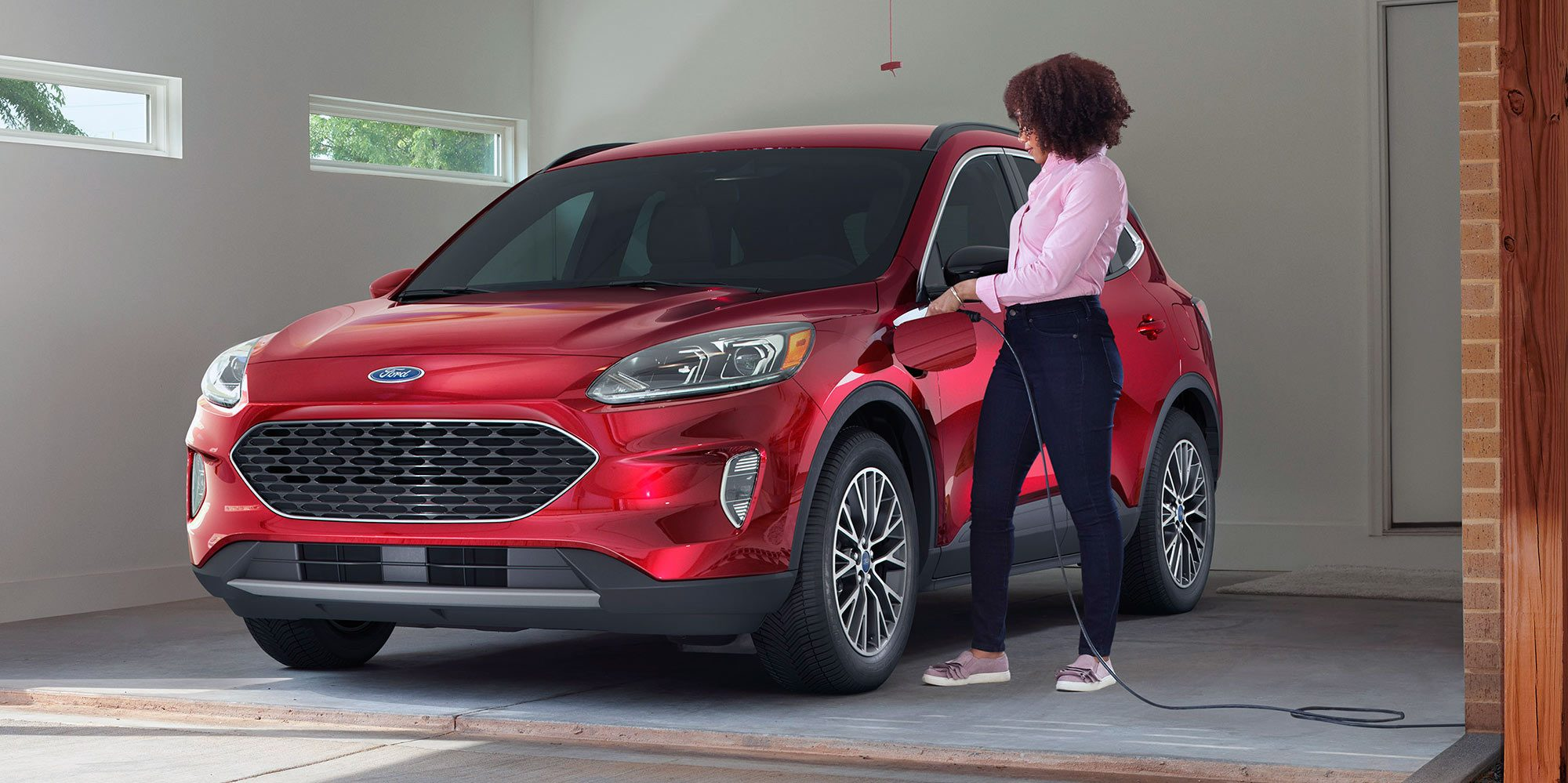 Ford Escape PHEV
