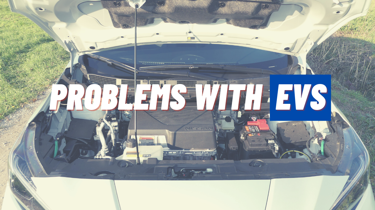 problems facing electric vehicles