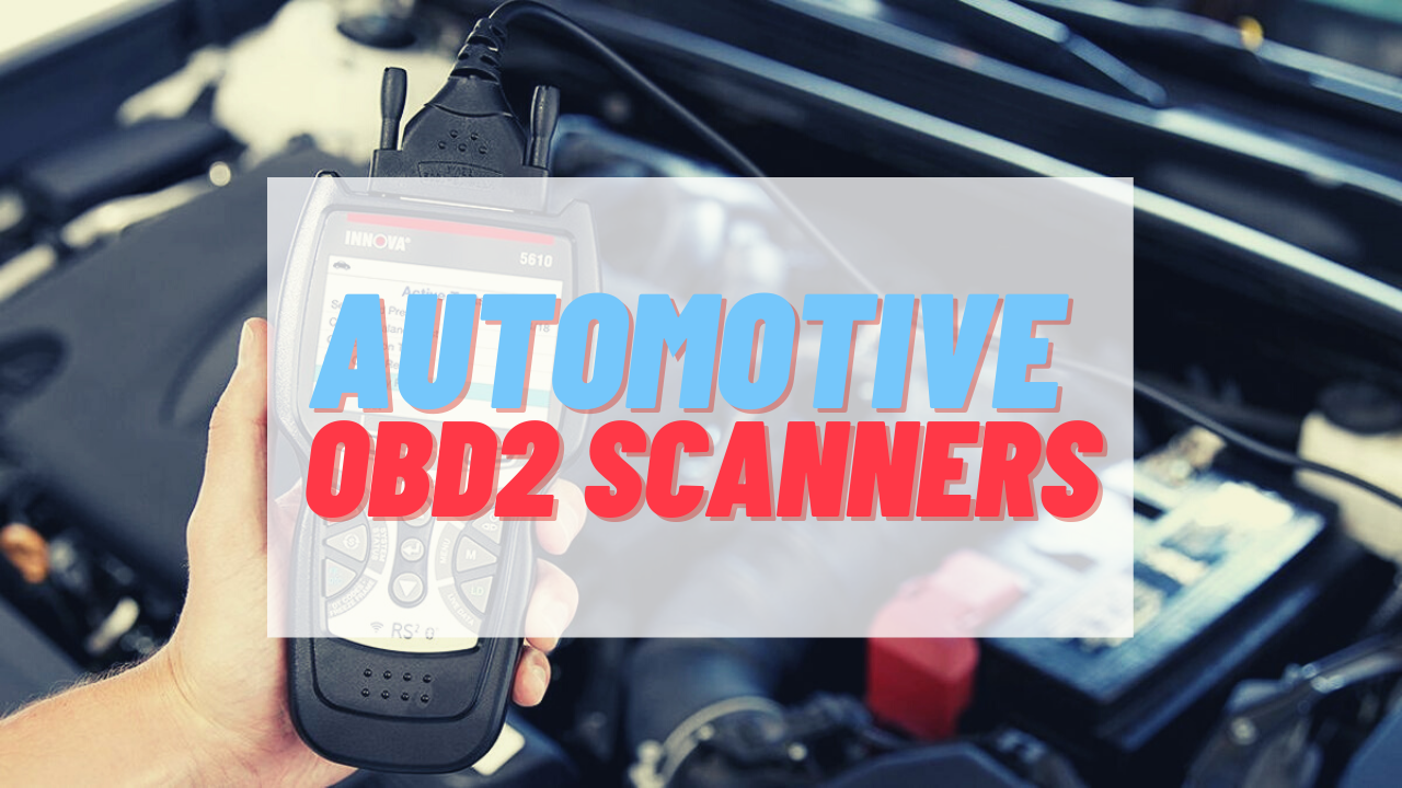 the best obd2 scanners